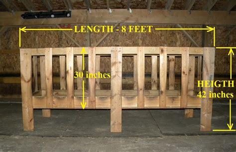 Sheep-Feeder-Plans