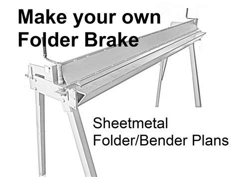Sheet-Metal-Bender-Plans