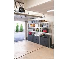 Best Shelves garage ikea