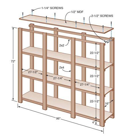 Shelving-Unit-Plans-Wood