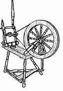 Shetland-Spinning-Wheel-Plans