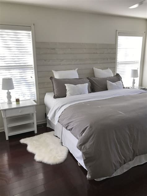 Shiplap Headboard Designs