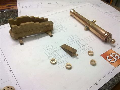 Ships Cannon Plans Free