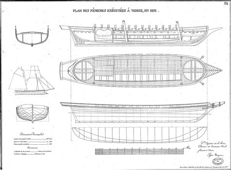 Ships Plans Drawings