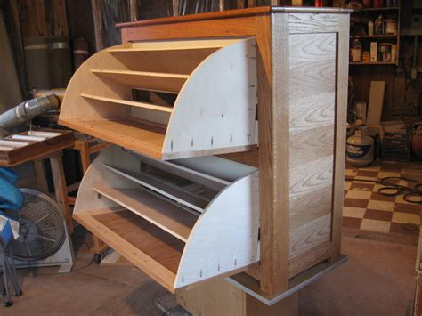 Shoe Cabinet Woodworking Plans