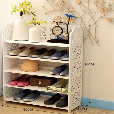 Shoe Storage Rack Plans