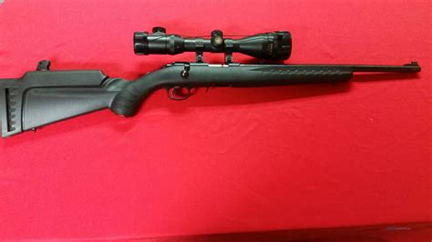 Shoe All Models Of Ruger American 22lr Rifles And Springfield 22 Long Rifle Model 187