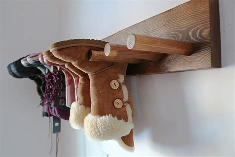 Shoe-And-Boot-Rack-Plans