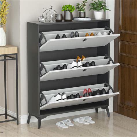 Shoe-Rack-Cabinet-Plans