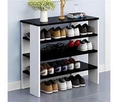 Best Shoe rack plans online