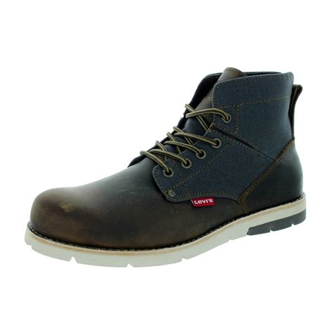 Shoes Men's Jax Brown/Charcoal Boot