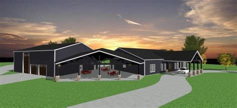 Shop And House Combination Floor Plans