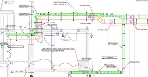 Shop Drawings Electrical Installation