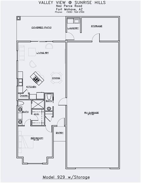 Shop Floor Plans With Living Quarters