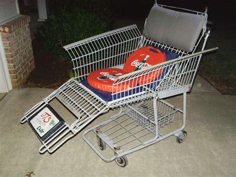 Shopping-Cart-Chair-Diy