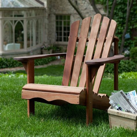 Shorea-Wood-Adirondack-Chairs