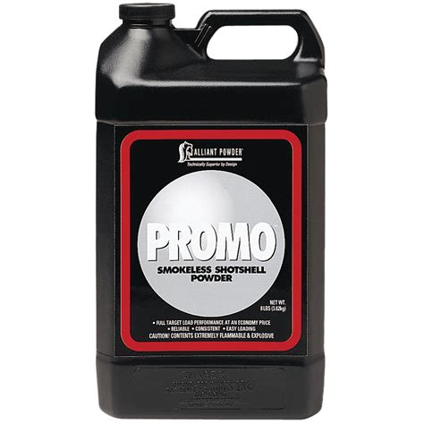 Shotgunworld Com   Alliant Promo Powder.