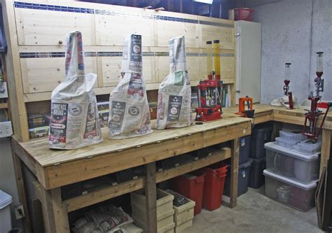 Shotshell Reloading Bench Plans