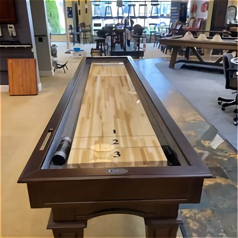 Shuffleboard Table Plans For Sale