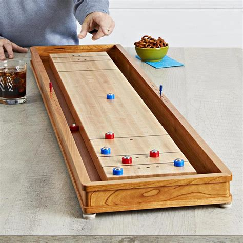 Shuffleboard-Woodworking-Plans