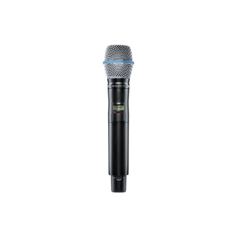 Shure ULX2/BETA87C G3 | BETA 87C Handheld Wireless Microphone Transmitter