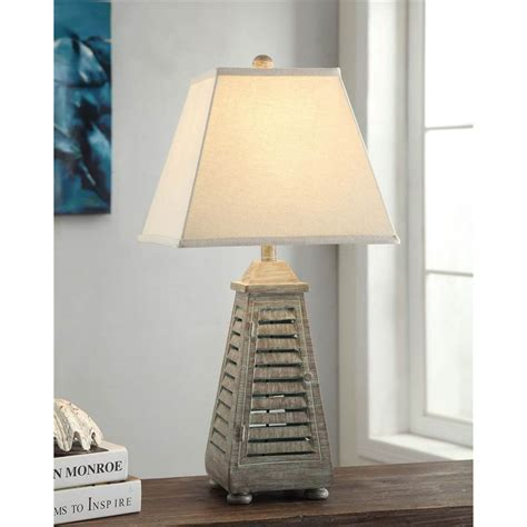 Shutter Table Lamp Walmart