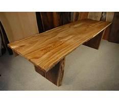 Best Siberian elm wood furniture