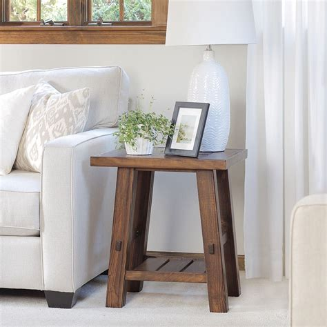 Side Table Plans Free Diy