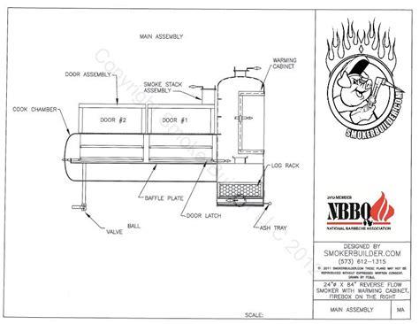 Side-Fire-Box-Smoker-Plans