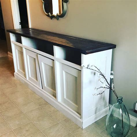 Sideboard Diy