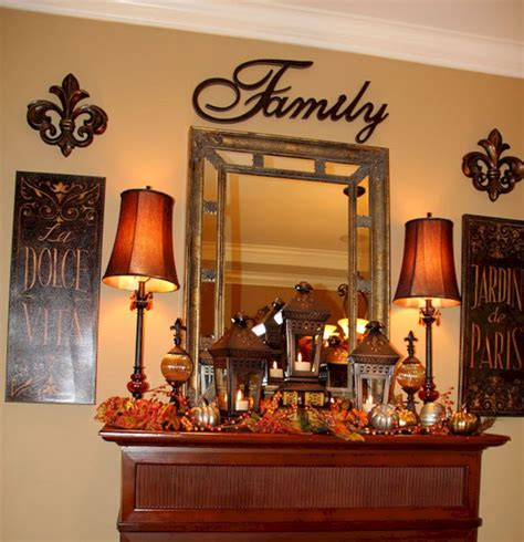 Sideboard Table Decor