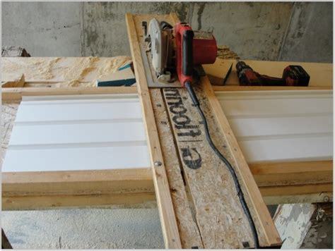 Siding Cutting Table Plans
