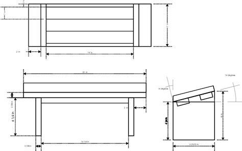 Sieza-Bench-Plans
