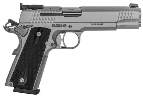 Sig 1911 And 380 Auto