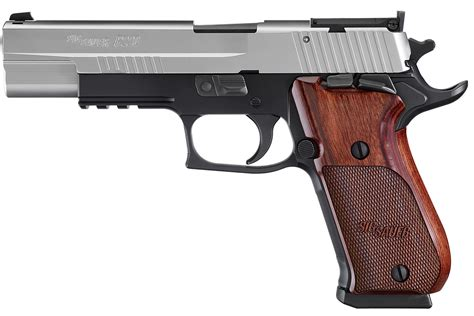 Sig P220 Custom Grips And Ruger 308 Precision Rifle For Sale
