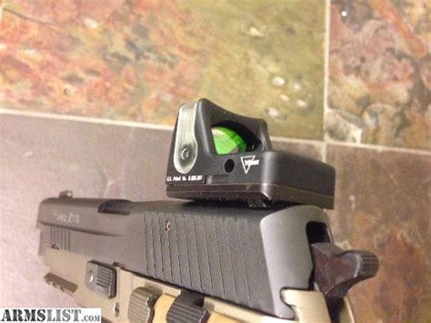 Sig P226 Rmr Mount And 380 Auto Brass
