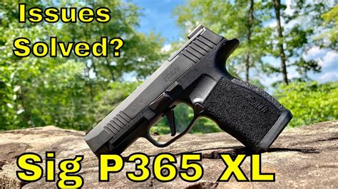 Sig P365 Update And Sig P365 Left Hand