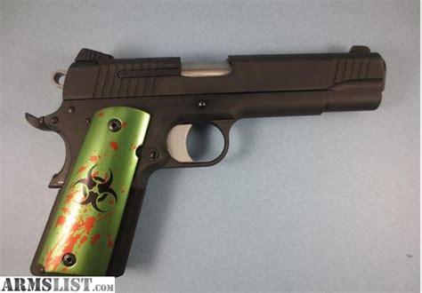 Sig Sauer 1911 45 Zombie And Sig Sauer 1911 Or Springfield 1911