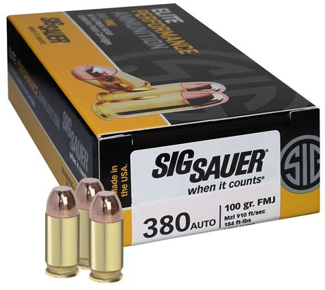 Sig Sauer 380 Fmj Ammo Review And Xtreme Penetrator Ammo Review