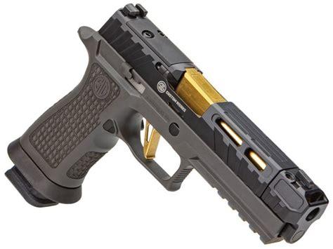 Sig Sauer 9mm Luger 9x19 Parabellum P320 9mm Ammoseek And Pearce Grips