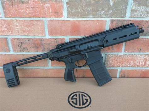 Sig Sauer Ar 15 Pistol Lower And Spikes Tactical Ar 15 Lower