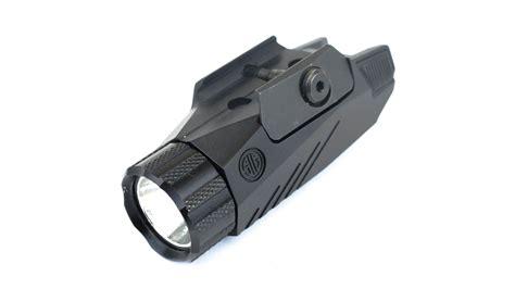 Sig Sauer Foxtrot1 Tactical White Pistol Light 300 Lumens And Challenge Targets Commercial Grade Handgun Dueling Tree