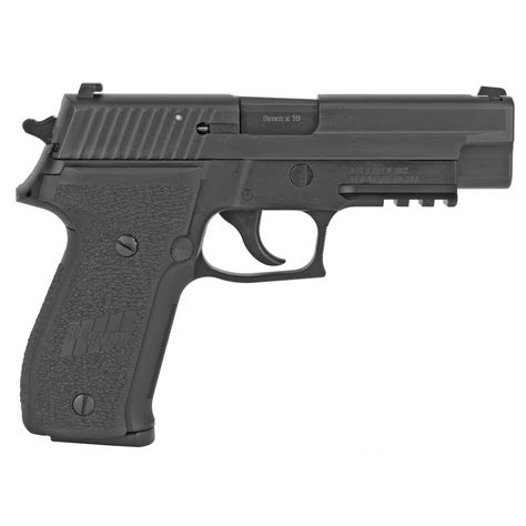 Sig Sauer P226 Mk25tb 9mm And Sig Sauer P226 Roll Pin Legacy