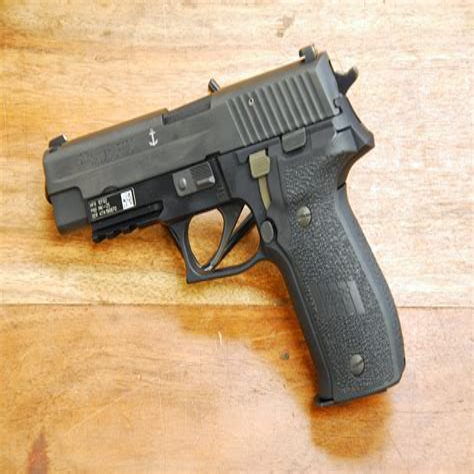 Sig Sauer P226 Srt And 357 Sig Barrel Sig P226