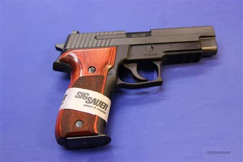 Sig Sauer P226 Texas Edition And Sig Sauer P229 Training Gun