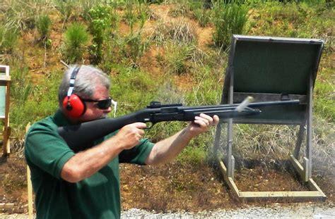 Sighting In A Shotgun With Slugs And Universal Laser Bore Sight Shotgun