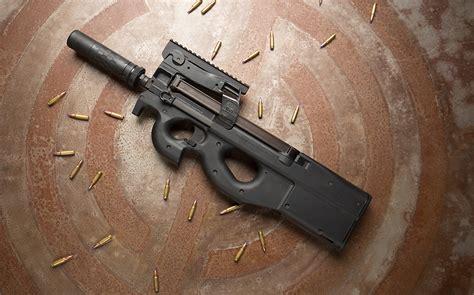Silencerco P90 And Silencerco Supressor Cover Vs Armageddon Gear