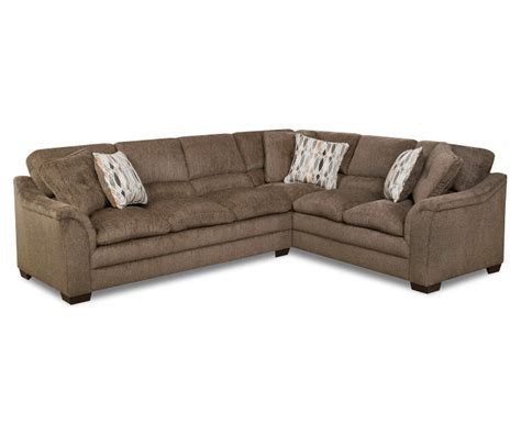 Simmons Big Top Living Room Sectional Free Delivery