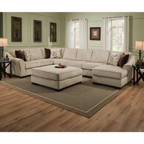 Simmons Big Top Sectional Free Shipping
