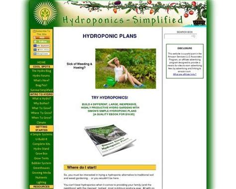 [pdf] Simon S Simple Hydroponics Plans Giant Ebook.
